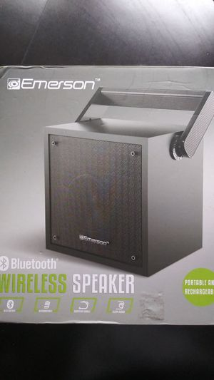 New and Used Bluetooth speaker for Sale in Cleveland, OH - OfferUp