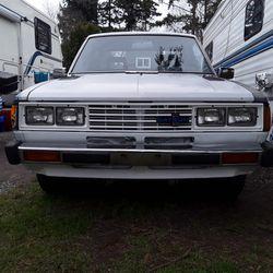 1981 Datsun Pickup Thumbnail