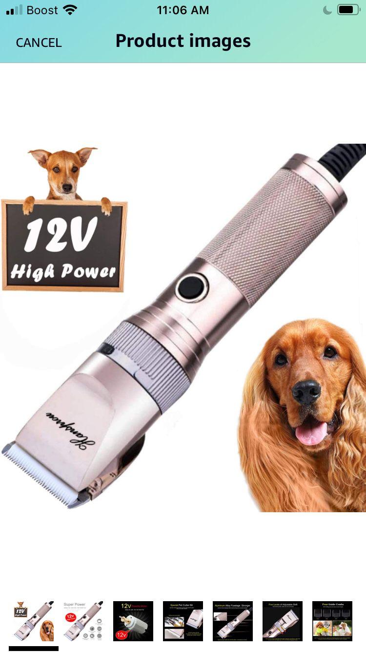 Dog Shaver