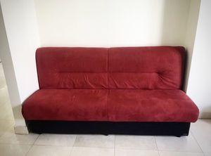 Sofa (Bed) + Storage / Sofa Cama for Sale in Miami, FL