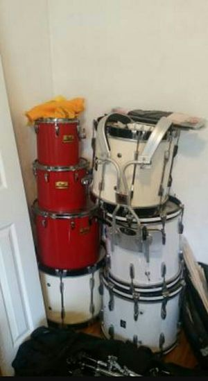 Mapex tubular harness and drums for Sale in Apopka, FL