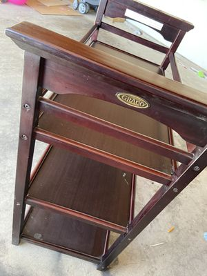 Photo Graco changing table