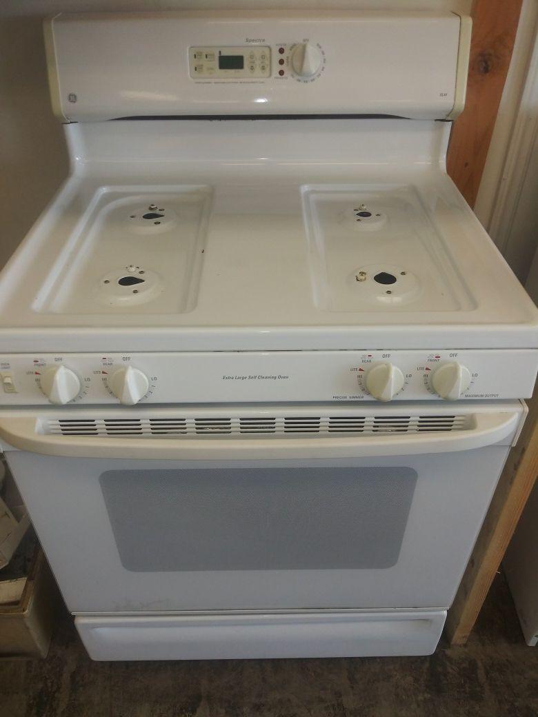 White Gas Stove / Oven