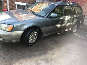 2002 Subaru Outback for Sale in Washington, DC