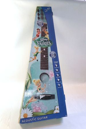 Disney fairy acoustic guitar for Sale in Los Angeles, CA