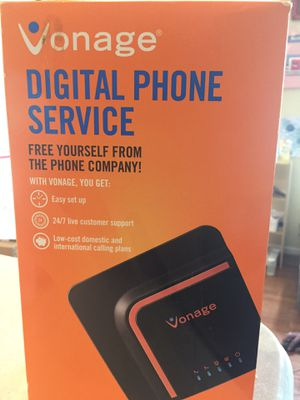 Vonage digital phone service for Sale in Sterling, VA