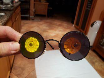 Youth glasses eyeballs Halloween Thumbnail