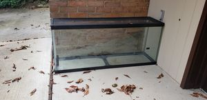 50 gallon tank with screen top for Sale in Bethesda, MD