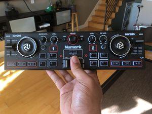 Numark DJ 2 GO controller for Sale in San Francisco, CA
