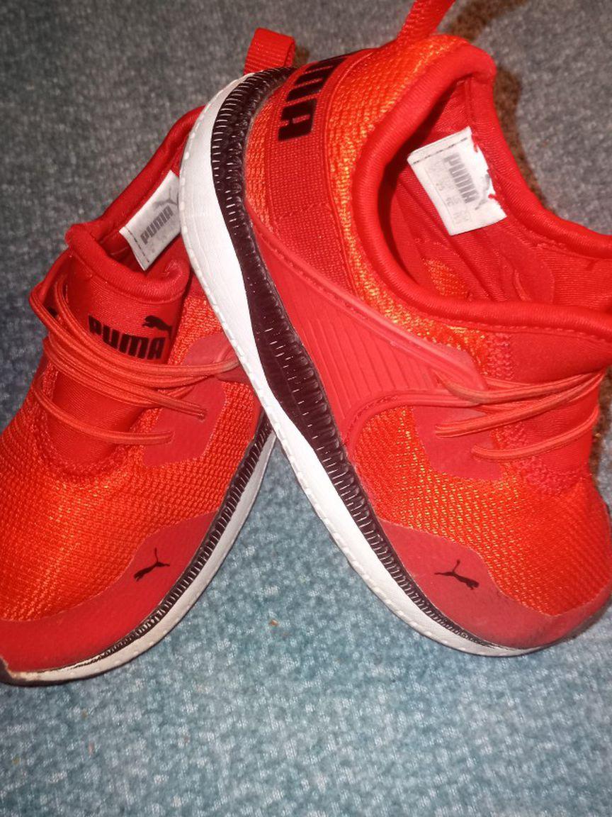 8c Toddler Boys PUMA Shoes
