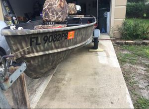 Jon boat for Sale in Oviedo, FL