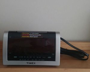 Timex Jumbo Digital Display Alarm Clock Radio for Sale in Montgomery Village, MD