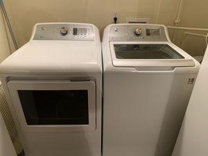 Photo 2019 GE Washer & Dryer