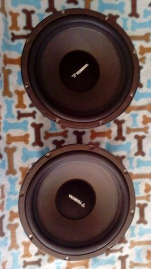 "Speakers 12"" woofers for Sale in Upper Marlboro, MD"