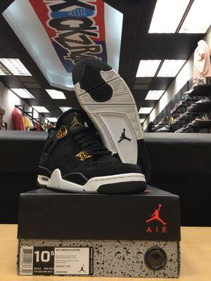 e501dbf442bf04 VNDS Air Jordan 4 Retro Royalty Sz. 10.5 for Sale in Tampa