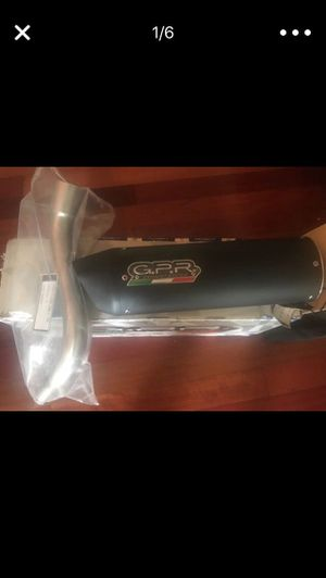 GPR exhaust kit for Sale in Germantown, MD