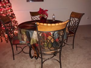 Dining table and chairs for Sale in Manassas, VA