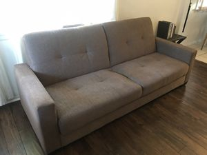 Sofa bed like new! Size full for Sale in Burbank, CA