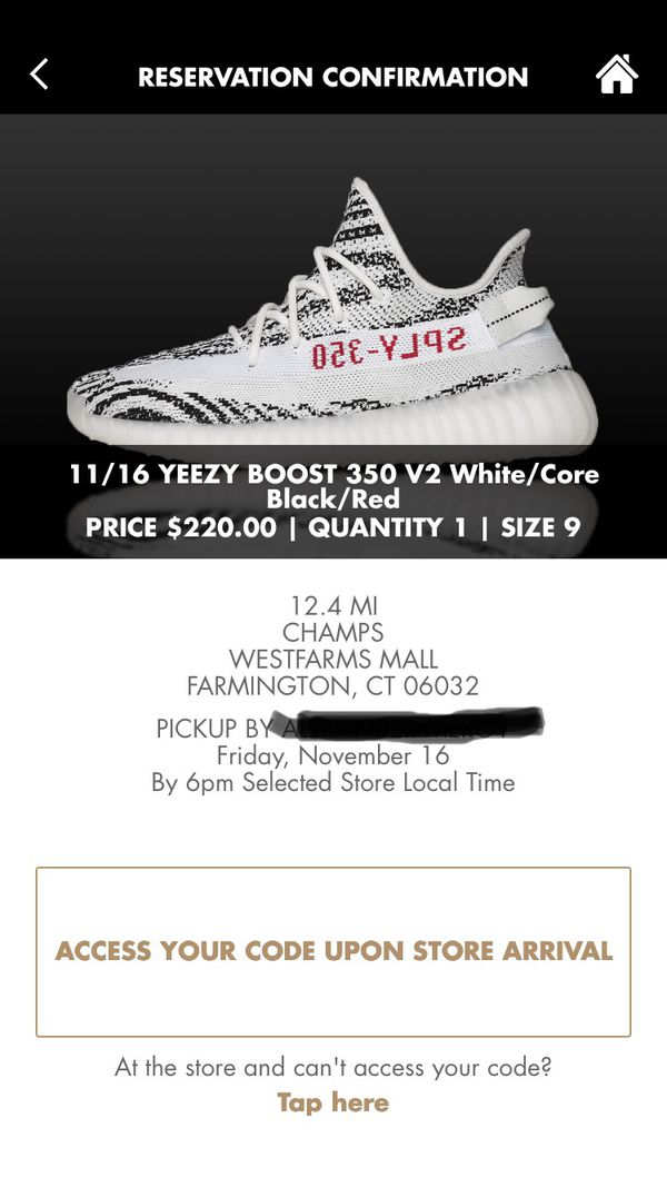 3b947b3a3 Adidas Yeezy Boost 350 V2 Zebra Men s 9 Only for Sale in Windsor
