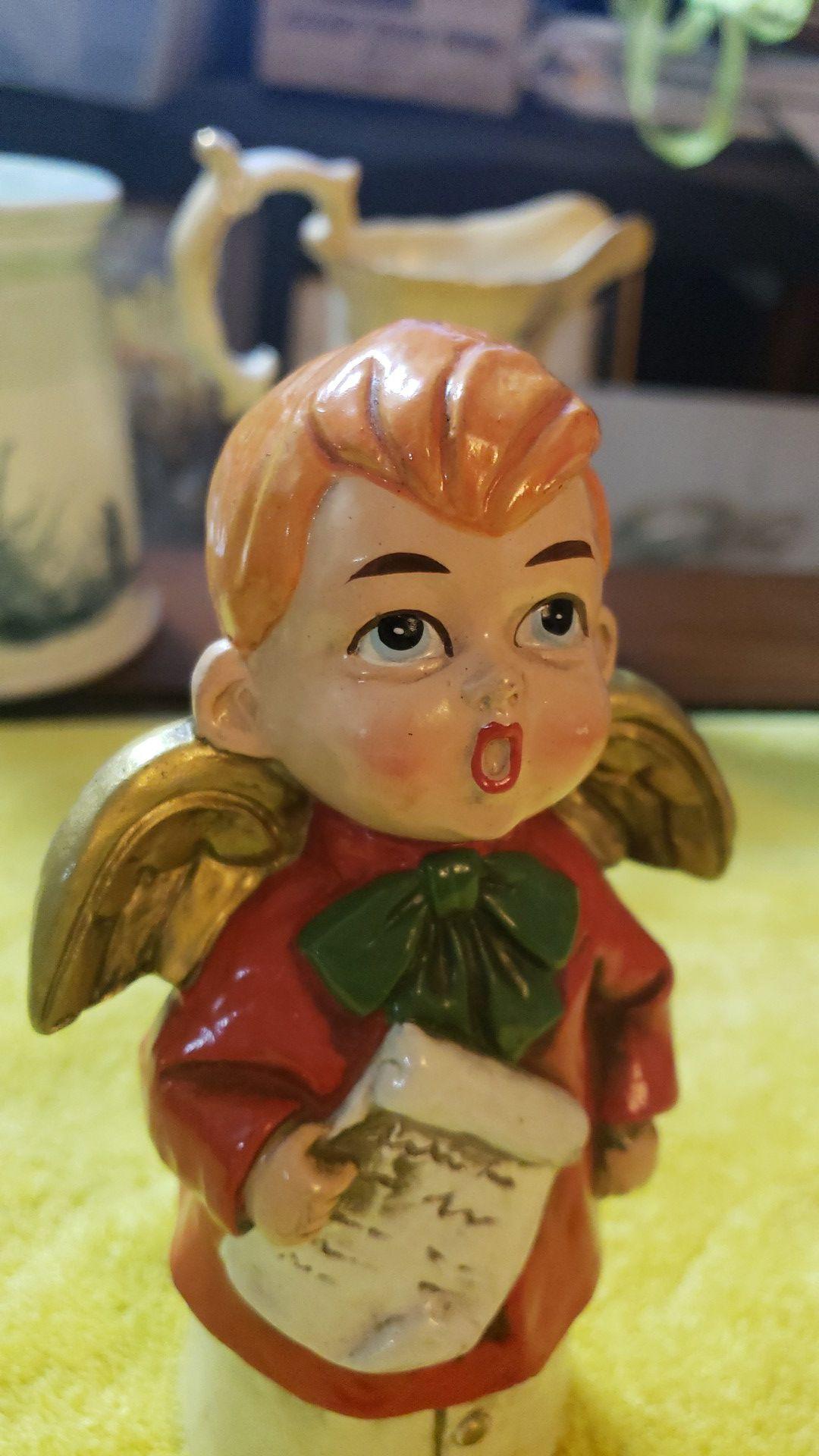 Vintage Angel Choir boy STAR Made in Japan