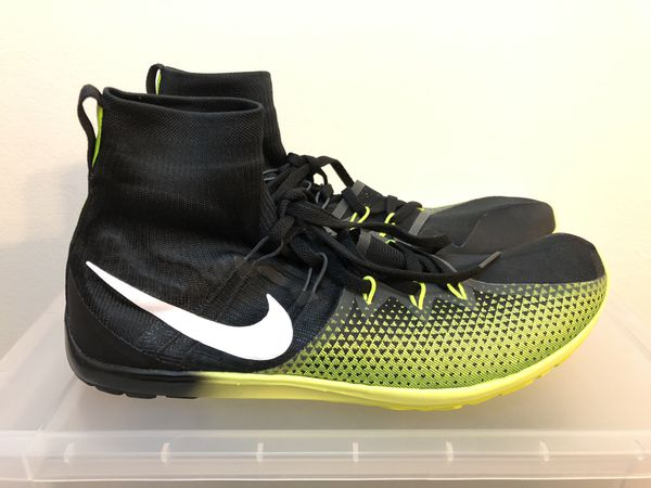 detailed look 21ef7 92e4b Nike Air Zoom Victory Waffle 4 XC Racing Shoes 878803-017 BlackVolt 10 for  Sale in Parkland, FL - OfferUp
