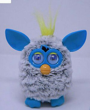 Furby Boom blue gray robot toy for Sale in Silver Spring, MD