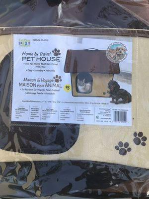 Home & Travel Pet House for Sale in Kissimmee, FL