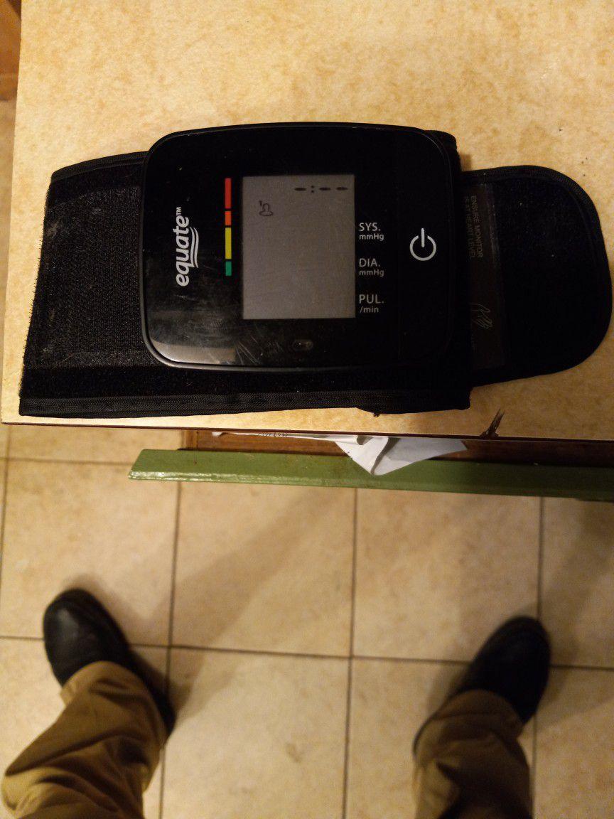 Portable Blood Pressure Taker
