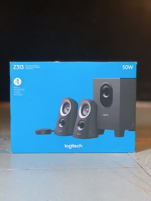 Logitech Computer speakers & subwoofer for Sale in San Diego, CA