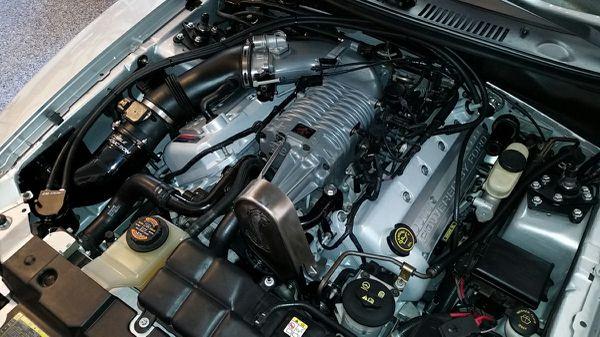 Used Terminator Cobra Engine