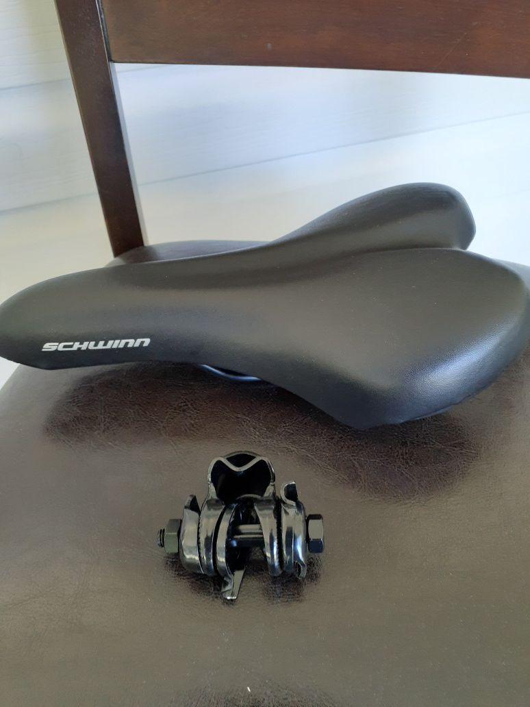 Bicycle seat..