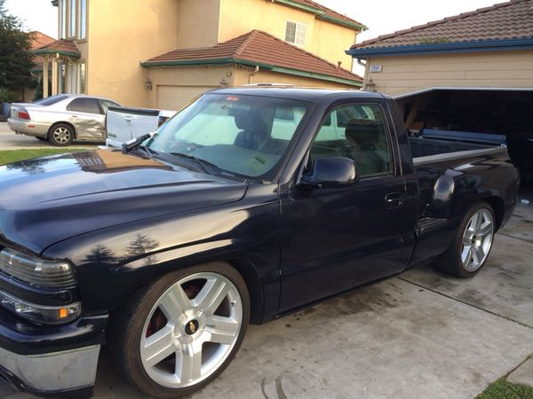 2000 CHEVY STEPSIDE SHORTBED SINGLE CAB V8 5.3 for Sale in Fresno, CA - OfferUp
