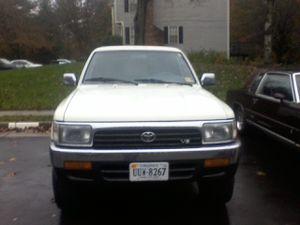 1996 Toyota 4 runner 4x4 for Sale in Alexandria, VA