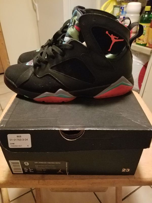 6f75aea90d18 Jordan Marvin the martian 7s for Sale in Providence