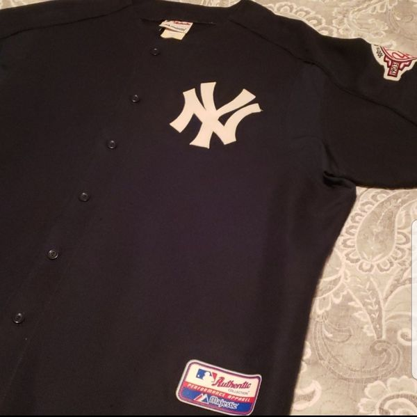 quite nice 913e7 ed898 Vintage NY Yankees Jersey XXL for Sale in Myrtle Beach, SC - OfferUp