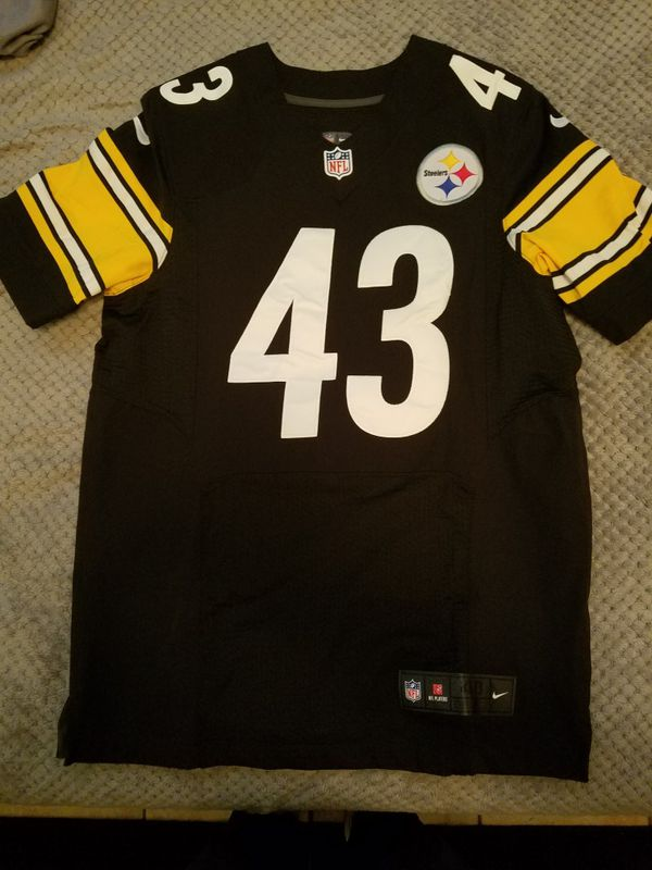 5984488d3a7 Steelers jersey nike authentic polamalu for Sale in El Monte, CA ...