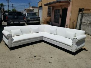 Super New And Used White Leather Couch For Sale In Los Angeles Ca Inzonedesignstudio Interior Chair Design Inzonedesignstudiocom