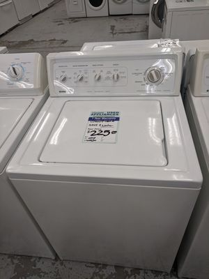 Photo Kenmore 90 Series Washer with Warranty