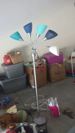 5 bulb flexible lamp for Sale in Phoenix, AZ