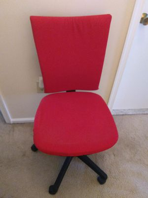 Adjustable swivel office chair with removable seat for Sale in Oakton, VA