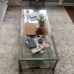 Glass Coffee Table Thumbnail