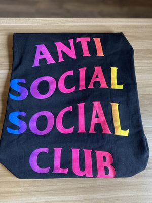 Photo Anti social social club tee more hate more love. Size small brand new with tags 🏷