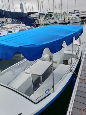 Classic Restored late 1980's Electric Duffy Boat for Sale in San Diego, CA