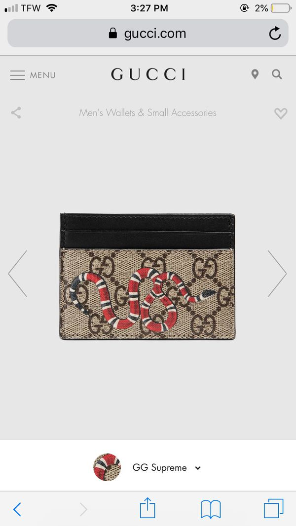 6ab103bc89ee New and Used Supreme wallet for Sale in Sherman, TX - OfferUp