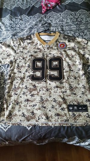 JJ Watt camouflage jersey for Sale in Houston, TX