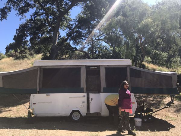 Tent Trailer Jayco For Sale In Santa Ana Ca Offerup