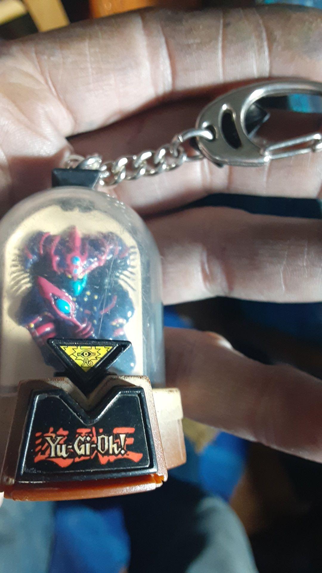Yu-Gi-Oh! Revolving capsule clip-on