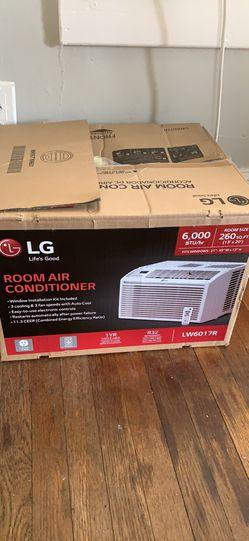 Window air conditioner AC air conditioning unit 6,000 btu Energy star. Dehumidifier MOVING SOON a/c Thumbnail