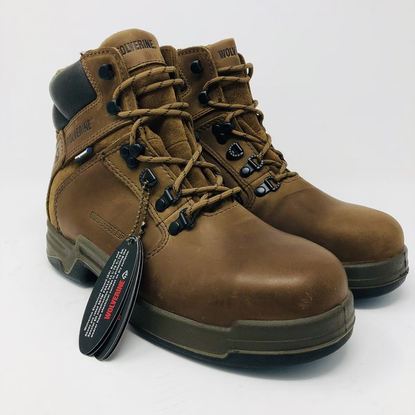 a892ce001cd Wolverine Griffin's Mens work boots size 7 (wide) steel toe for Sale in  Imperial, CA - OfferUp