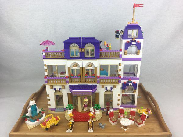 Lego Friends Heartlake Grand Hotel Set 41101 For Sale In Lake